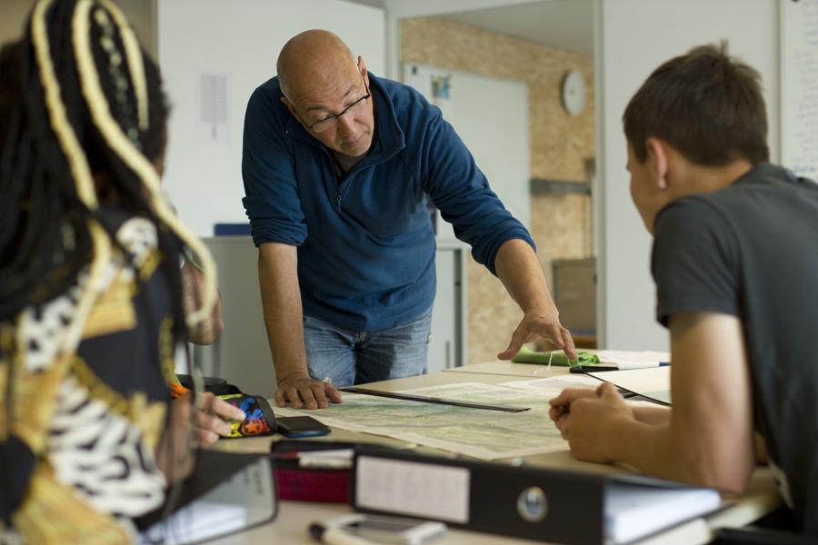Préformation et job-coaching