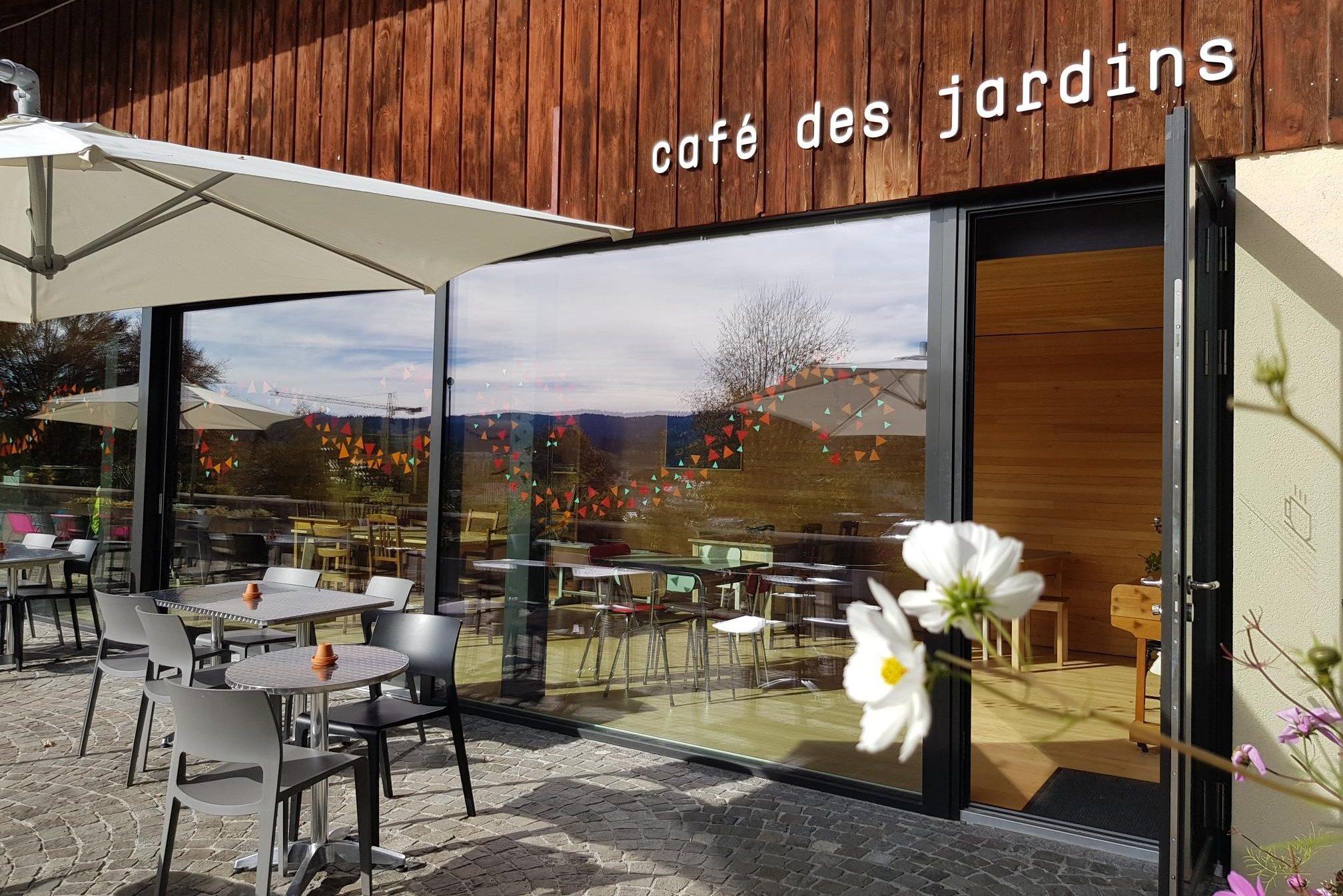 Café des jardins